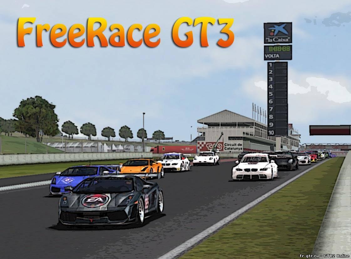 FreeRace GT3